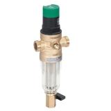 Фильтры сетчатые промывные для воды